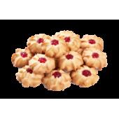 Печенье песочное с джемом, 0,3 кг