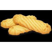 Печенье песочное с добавлением сахара (1000 гр)
